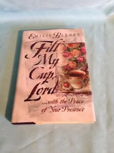 Fill My Cup, Lord... With the Peace of Your Presence, Buchanan, Anne Christian,B