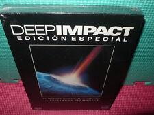 DEEP IMPACT - FREEMAN  - NUEVA -  DVD