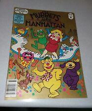 Marvel Super Special #32 FN 1984 Muppets Take Manhattan Magazine Comics movie