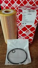 FEBI 22544 OIL FILTER.VW/AUDI/SKODA/SEAT 1.9TDI.LT/CRAFTER ETC ETC.