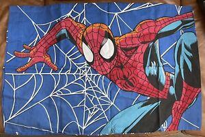 Vintage Spiderman Pillow Case