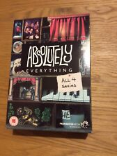 Absolutely Everything - Series 1-4 - Complete (DVD, 2008, 8-Disc Set)