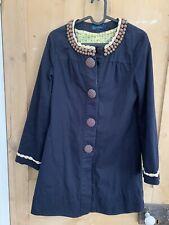 Boden Smart Bobble Cotton Jacket Size 8 RRP £100