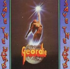 Save the World ~ Geordie   CD