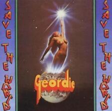 Save the World ~ Geordie   CD