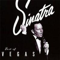 FRANK SINATRA - BEST OF VEGAS  CD 17 TRACKS AMERICAN POP COMPILATION / HITS NEU