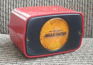 1970s RADIO SHACK ARCHER ROAD PATROL BICYCLE AM RADIO/HORN/REFLECTOR-WORKS WELL
