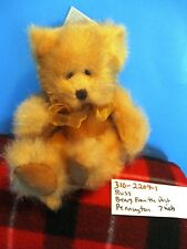 Russ Pennington the Gold/Honey Colored Teddy Bear (310-2209-1)