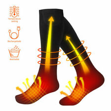 Electric heated socks battery socks rechargeable socks Thermal winter