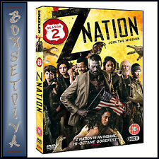 Z NATION - COMPLETE SEASON 2  *BRAND NEW ***