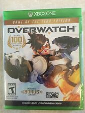 Overwatch: Game of the Year Edition (Microsoft Xbox One, 2017) NEW