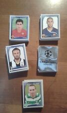 figurine Panini complete set Champion's league 2008 2009 08/09