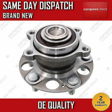 HONDA ACCORD MK7 2.0 2.2 2.4 REAR HUB WHEEL BEARING 5 STUD 2003>ONWARDS