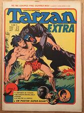 TARZAN EXTRA (Joe Kubert) - Sagédition - 1973 - NEUF