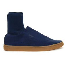 PUMA Men's Suede Classic X Poggy Indigo Blue/Gum Shoes 36630501 NEW!