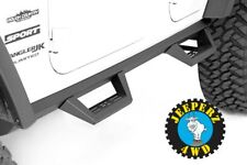 Jeep JKU Wrangler Unlimited 4 door Nerf Bars w/ Step, 90765, *FREE SAME DAY SHIP