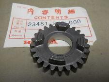 Honda NOS TL125, 1973-75, Gear (25T), # 23481-355-000   c4