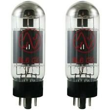 NEW JJ TESLA 6L6GC Matched Pair Power Amp Tubes Valve 6L6 Guitar Amplifier 5881