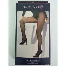 Ladies Black Fishnet Tights - Fancy Dress Accessory Smiffys Costume Hosiery Sexy