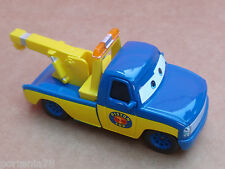 Disney Cars TOW TRUCK Loose FIXED EYES