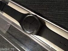 Swatch - BLACK OUT - GB105 -1985 - Originals Gent Standard NEW IN BOX