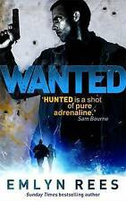 Wanted (Hunted 2), Rees, Emlyn Book