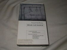 DEAD CAN DANCE Toward the Within (1994) VHS Tape Live Concert Lisa Gerrard 4AD