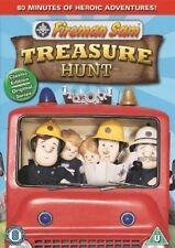 Fireman Sam Treasure Hunt 5034217423128 DVD Region 2