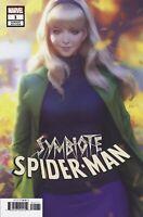 SYMBIOTE SPIDER-MAN #1 Stanley Artgerm Lau Variant 2019 NM B158
