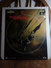 The Howling Ced Videodisc Shrink Wrapped