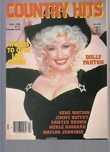 Country Hits-Fall 1985. Dolly Parton-----5