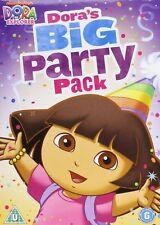 Dora The Explorer: Dora's Big Party Pack [DVD]