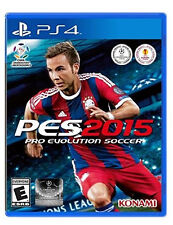 Pro Evolution Soccer 2015 PS4   PES 2015 PS4 (Brand New Sealed) January sale
