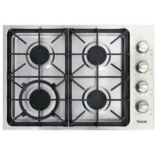 Thor TGC3001 Four Burner Gas Range Portable Outdoor Cooking Stainless Steel