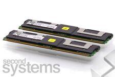 HP 4GB (2x2GB) RAM PC2-5300F DDR2 FB-DIMM ECC - 455263-061