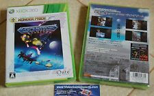 Eschatos Wonder Price Xbox 360 Japan JPN Shooter REGION-FREE Same Day Ship * NEW
