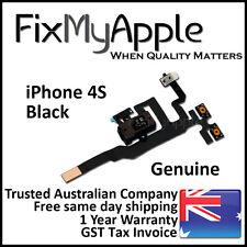 iPhone 4S OEM Original Black Headphone Audio Jack Volume Flex Cable Replacement