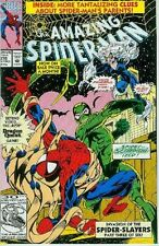 Amazing Spiderman # 370 (Mark Bagley) (Estados Unidos, 1992)