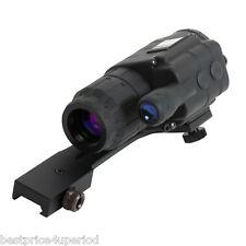 Sightmark Ghost Hunter 2x24 Night Vision Riflescope Sight Gen. 1+ (SM16012)