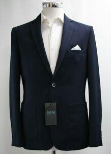 Men's 1904 Navy Blue Slim Fit Blazer (40R)..Sample 5697