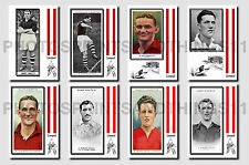 LIVERPOOL - CIGARETTE CARD HISTORY 1900-1939 - Collectable postcard set # 7