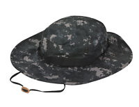 Urban Digital Camo Boonie Hat - Wide Brim Poly Cotton Twill by TRU-SPEC 3228