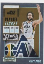 Ricky Rubio - 2018/19 Contenders Baloncesto, Playoff Ticket 167/199