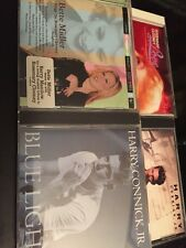 Jazz Cd Lot Harry Connick Jr Bette Midler Rosemary Clooney