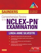 Saunders Nclex-pn 5th Edition