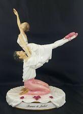 Royal Doulton Figurine Romeo & Juliet HN4057 Ltd Ed