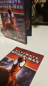 Ultimate Spider-Man (ps2, 2005) COMPLETE TESTED see description spiderman