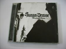 HUMAN DEMISE - WHITECHAPEL DEMISE - CD EXCELLENT CONDITION 2005