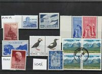 norway mnh +used stamps  Ref 9841