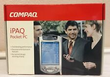 Compaq H3955 3950 Ipaq New In Box With Accessories